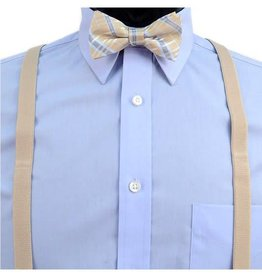 Suspender and Bow Tie Set