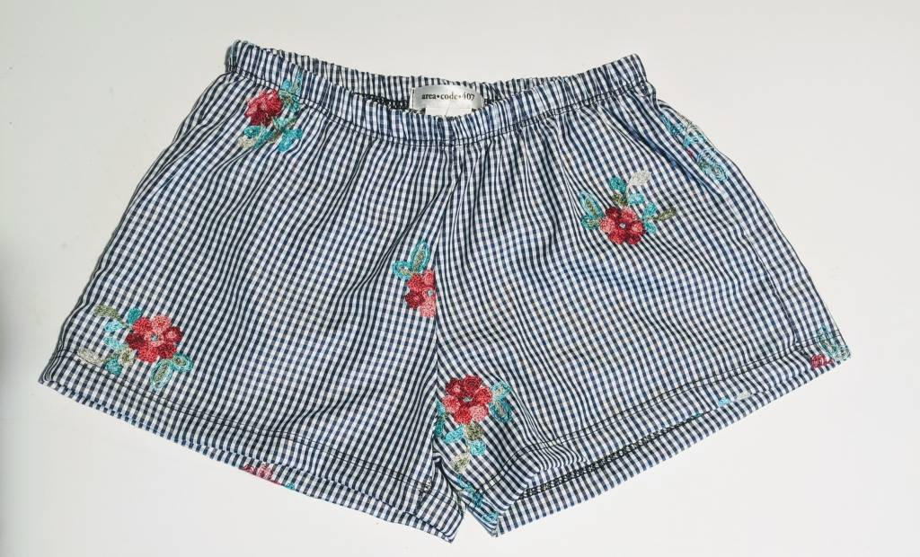 Area Code 407 Summer Shorts