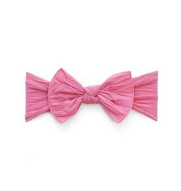 Baby Bling knot bow bubblegum