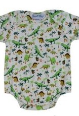 Powell Craft Dinosaur Onesie