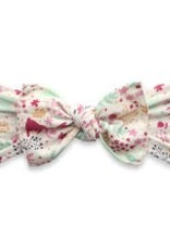 Baby Bling Printed Headband Bows