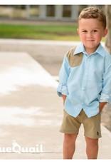 Blue Quail Clothing Co Boy's Dry Fit Short