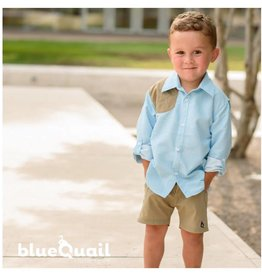 Blue Quail Clothing Co Boy's Dry Fit Short