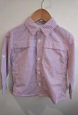 Blue Quail Clothing Co Long Sleeve Fishing Shirt