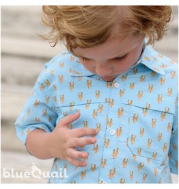 Blue Quail Clothing Co Short Sleeve Fishing Shirts