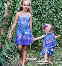 Bela & Nuni Girl's Boho Summer Dresses