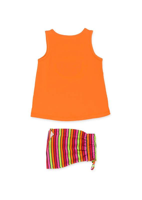 Losan Girl's Short and Tee Set