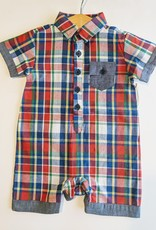 Fore Boy's Summer Romper