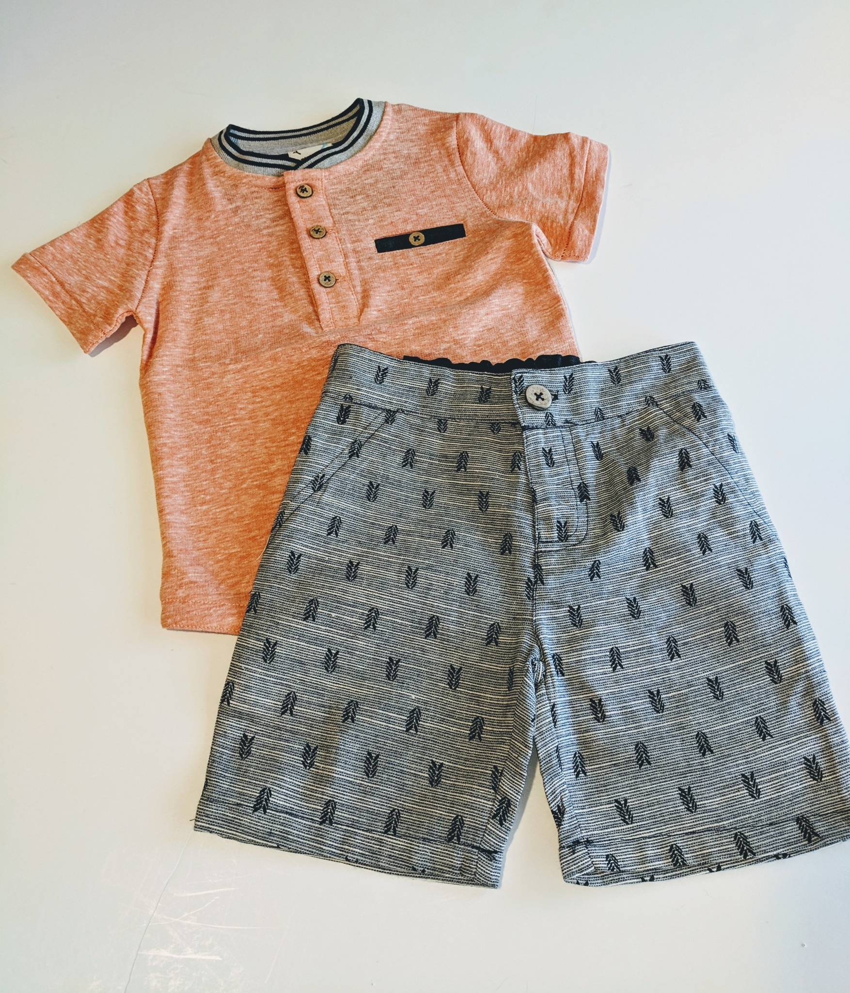 Fore Boy's 2 pc Short Sets