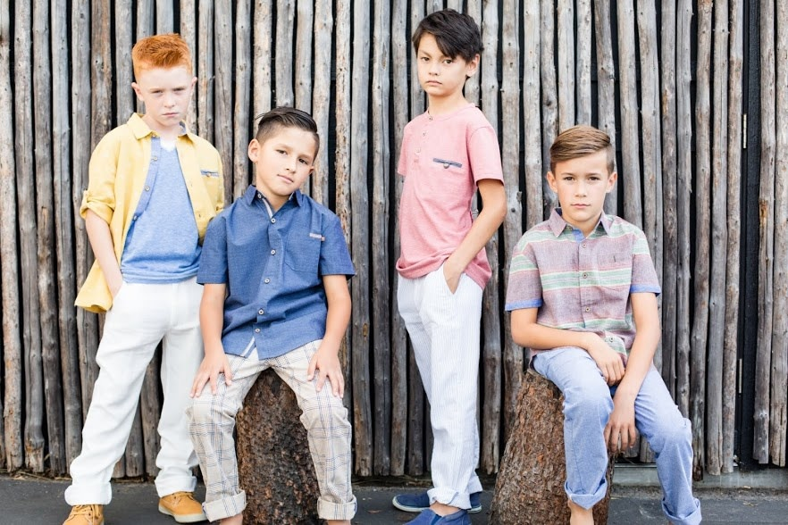 Fore Fore Boy's Polo