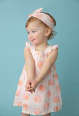 Angel Dear Angel Dear Girl Dress with Bloomer