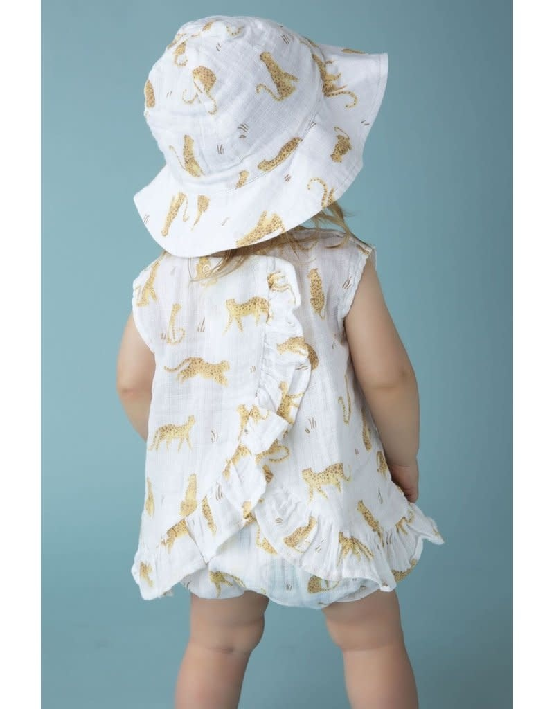Angel Dear Baby Girl Summer 2 pc Top and Bloomer