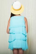 Sassy Bling Tween Summer Tunic Top