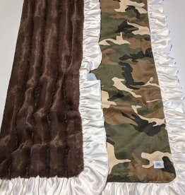 """Cuddle couture Luxe Minky Blankets, 36"""""""