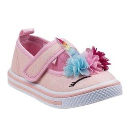 Girl's Canvas Shoe