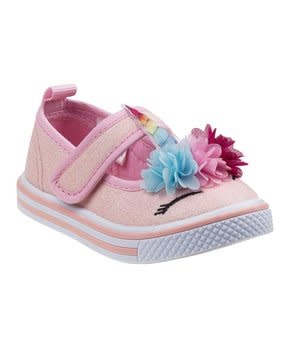 Laura Ashley Girl's Canvas Shoe