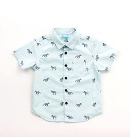 Bear Camp Short Sleeve Button Down