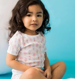 Skylar Luna Summer Organic Cotton PJ's