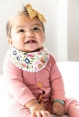 Copper Pearl Baby Fashion Bibs