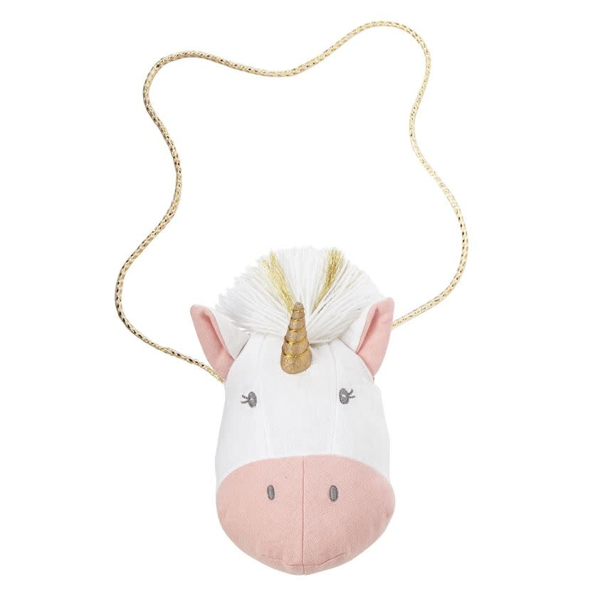 Unicorn Plush Purse