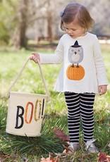 Infant Halloween Owl 2 pc