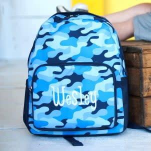Viv & Lou Pre-School Backpack Basic