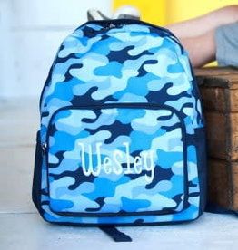 Pre-School Backpack with Initial