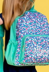 Viv & Lou Pre-School Backpack w/Monogram/name personalization