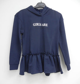 Coupe Collection Girl's Hoodie Dress