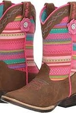 Twister Toddler Western Boots
