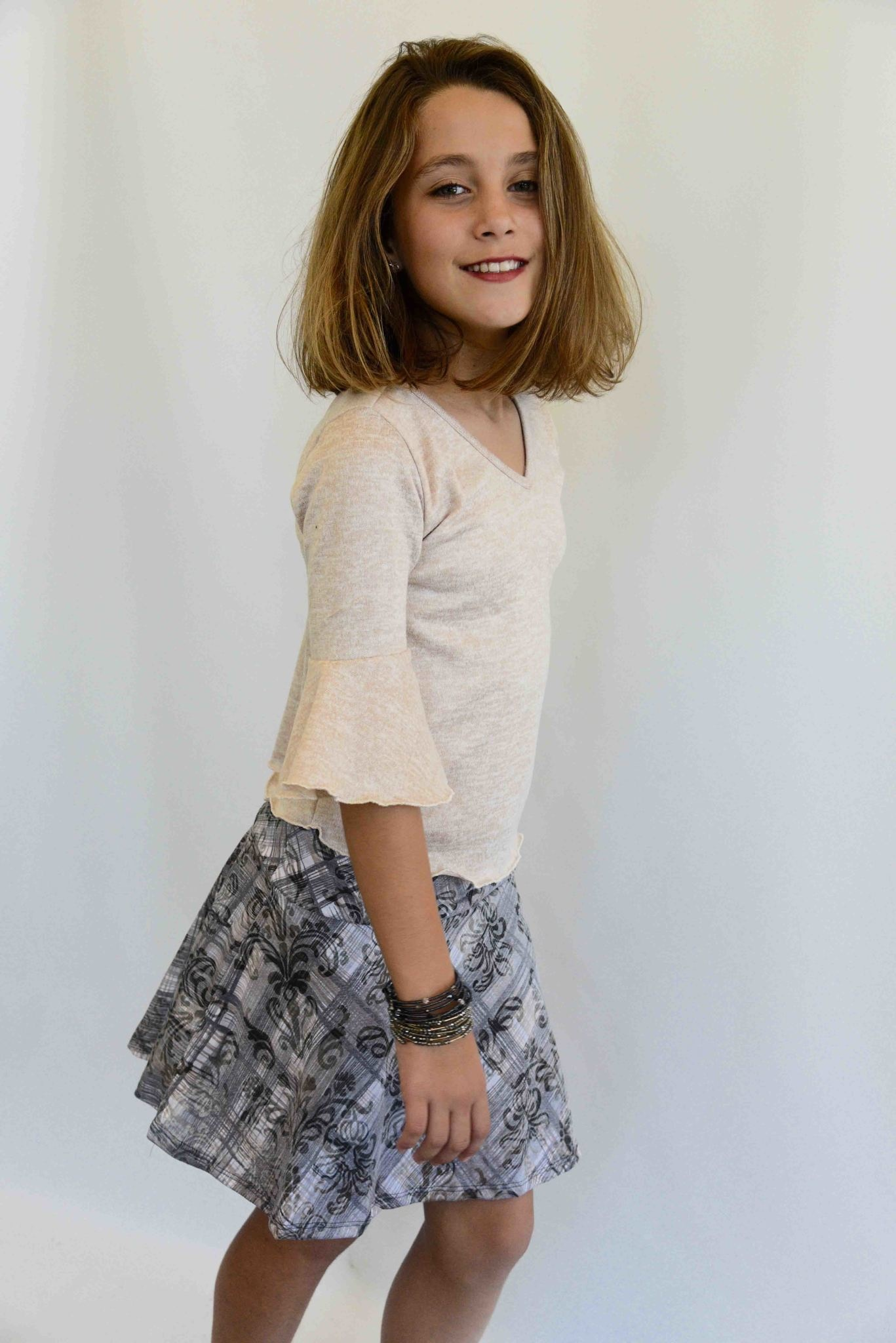 Area Code 407 Tween Fall Fashion Tops