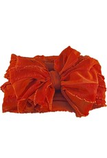 In Awe Couture In Awe Standard Ruffled Headband