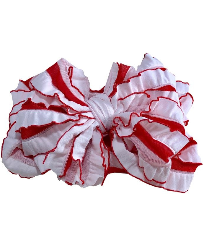 In Awe Couture In Awe Couture Speciality Ruffled Headbands