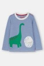 Joules Fall Cotton Long Sleeve Top