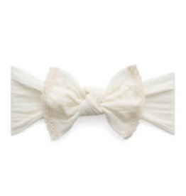 Baby Bling Trimmed Classic Knot