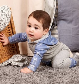 Tesa Baby Baby Boy Long Sleeve Romper