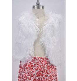 Sassy Me Lux Fur Vest