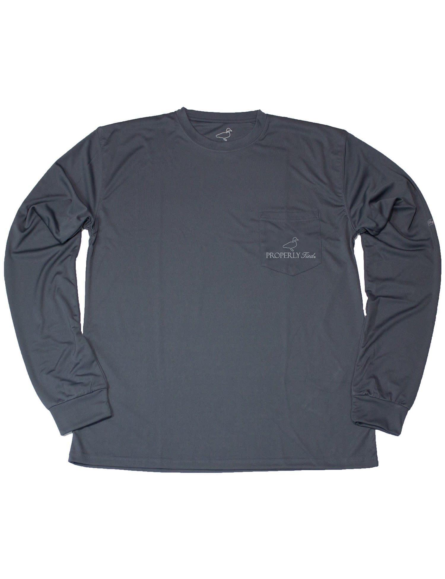 Properly Tied Long Sleeve Sports Tops
