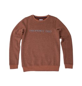 Properly Tied Long Sleeve Crew Sweatshirt
