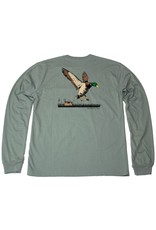 Properly Tied Long Sleeve Outdoor Graphics Tee