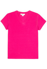 Candy Pink Lounge Short Sleeve T-Shirts