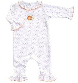 Magnolia Baby Girl's Long Sleeve Playsuit