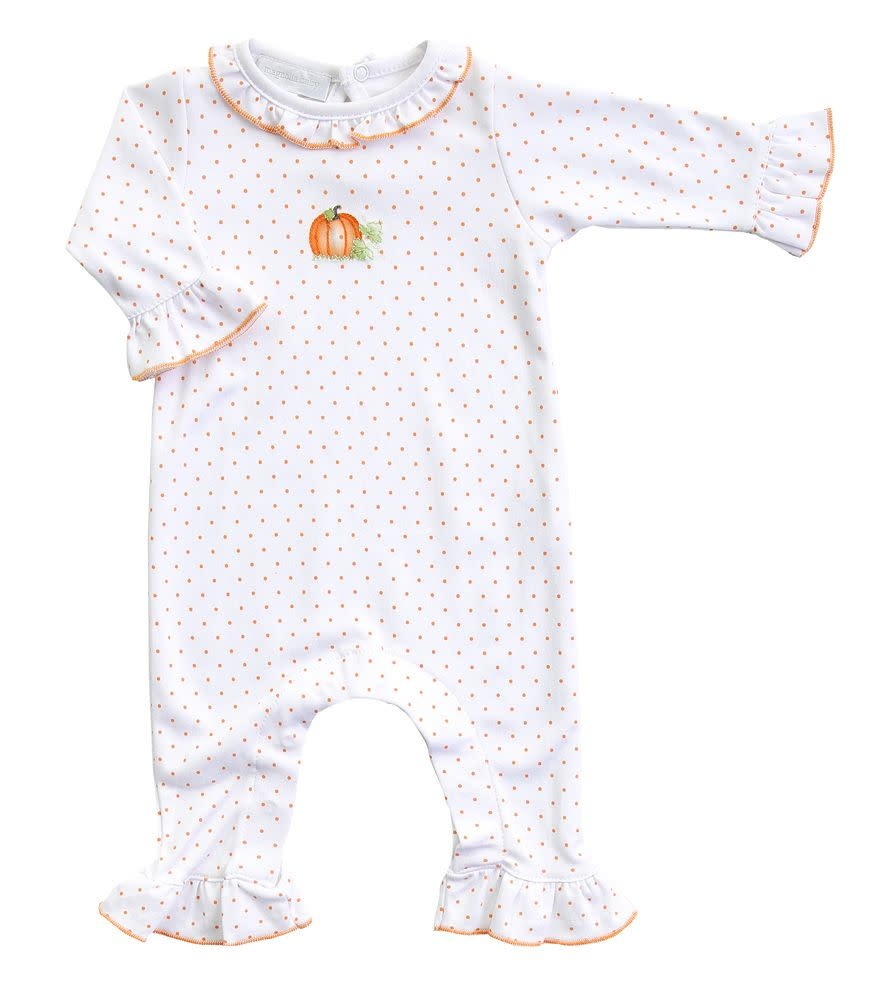 Magnolia Baby Girl's Long Sleeve Playsuit