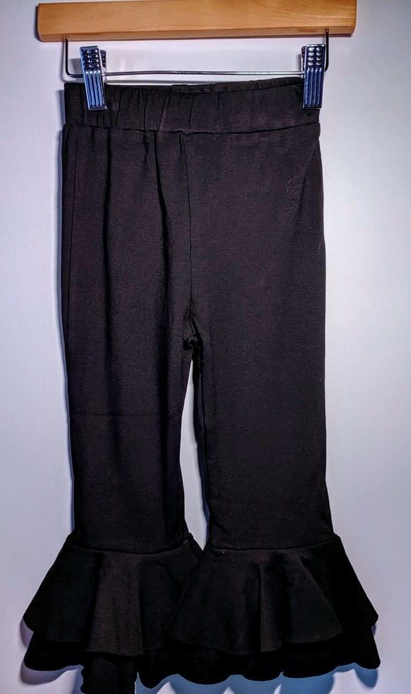 ML Fashions Flouncy Bell Leggings