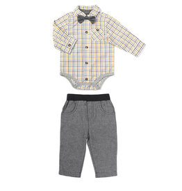 Kapital K Baby Boy 2 Pc L/S Set
