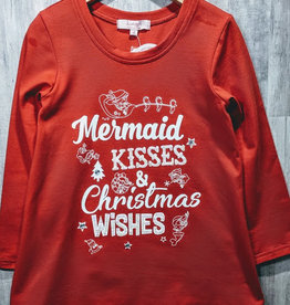 Haven Children Girl's Graphic Christmas Tee's