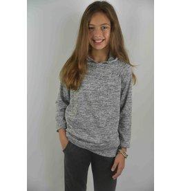 Area Code 407 2 Tone Sweater Hoodie