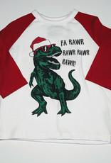 Crumb Snatcher Boy's Christmas Graphic Tee's