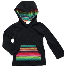 Ilylily Girl's Pull Over Hoodie