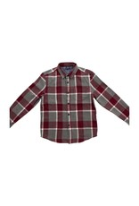 Bear Camp Baby/Toddler L/S Flannel Shirt